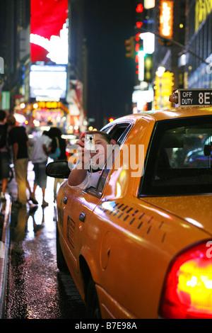 Times Square, New York City, USA - Stockfoto