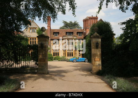 Le Manoir Aux Quat, Raymond Blancs zwei Michelin-Sterne-Restaurant in Great Milton Oxfordshire - Stockfoto