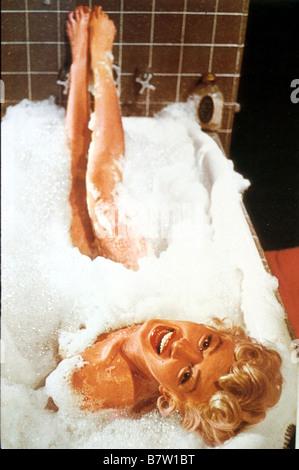 Das verflixte siebte Jahr Jahr: 1955 USA Marilyn Monroe, Regie: Billy Wilder - Stockfoto