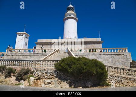 Leuchtturm, Cap de Formentor, Mallorca, Spanien - Stockfoto
