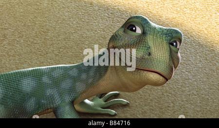 Les aventures de Impy le dinosaure Urmel aus dem Eis Jahr: 2006 - Deutschland Regie: Reinhard Klooss, Holger Tappe - Stockfoto