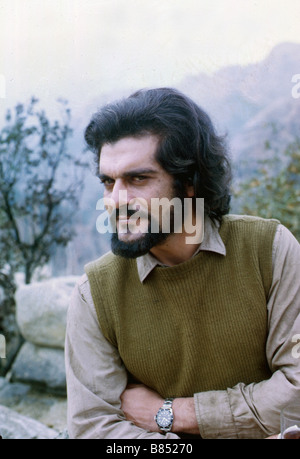 Che! Jahr: USA 1969 Regie: Richard Fleischer Omar Sharif auf dem Set - Stockfoto