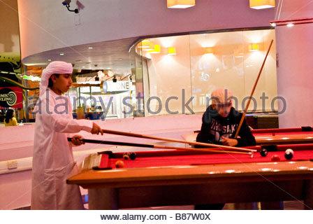Dubai Vereinigte Arabische Emirate - Mall der Emirate, - Stockfoto