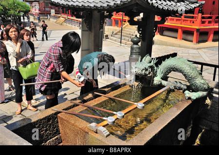Kiyomizu-Dera, Kyoto, Japan - Stockfoto