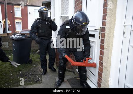 Rammbock Polizei