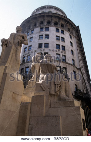 Avenida Florida, Buenos Aires, Argentinien - Stockfoto