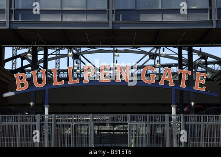 CitiField Stadion in Flushing Queens in New York - Stockfoto