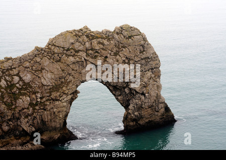 Durdle Door machen - Stockfoto