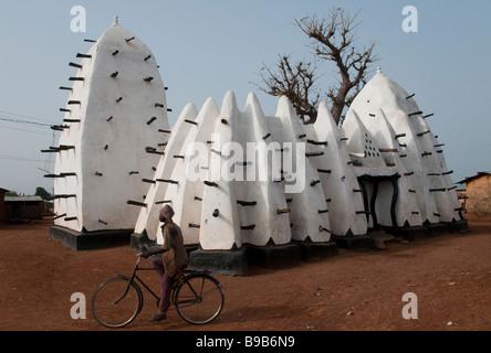 stick und schlamm moschee am bole stockfoto bild 10997750 alamy. Black Bedroom Furniture Sets. Home Design Ideas