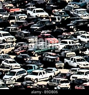 Auto-Automobil-Kunst - Stockfoto