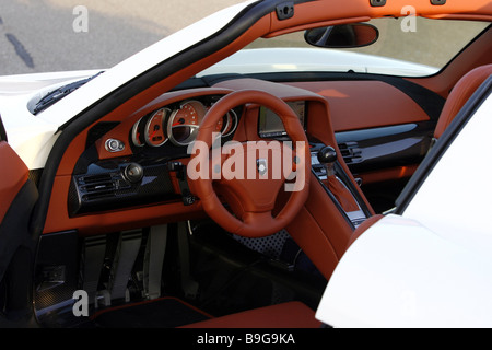 porsche gemballa mirage cockpit serie fahrzeug auto sport autos sportwagen innenraum armaturen. Black Bedroom Furniture Sets. Home Design Ideas
