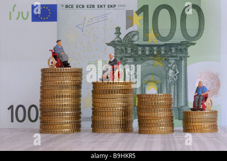 stapel von 100 euro banknoten stockfoto bild 105426287. Black Bedroom Furniture Sets. Home Design Ideas
