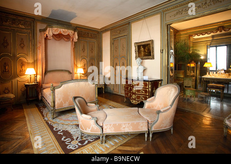 JACQUEMART-ANDRÉ-MUSEUM PARIS - Stockfoto