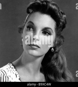 JULIE LONDON (1926-2000), US-amerikanische Sängerin und Schauspielerin