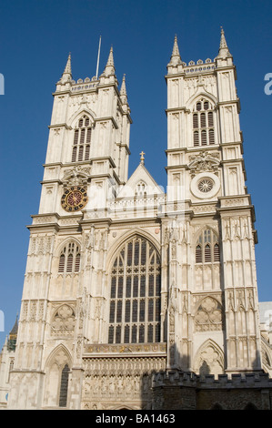 Westminster Abbey in London - Stockfoto
