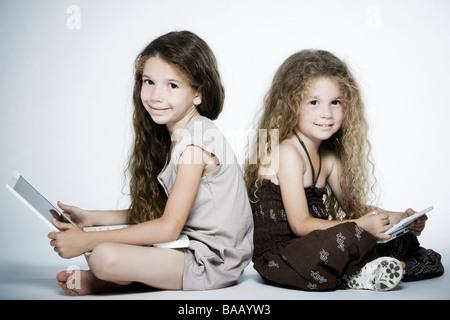 Expressive Kinder - Stockfoto