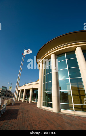 Abraham Lincoln Presidential Library and Museum Springfield, Illinois - Stockfoto