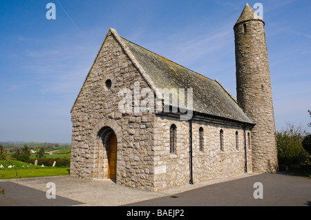 Saul Church, Portadown, erbaut im Jahr 1932 auf dem Gelände des St. Patricks erste Kirche in Irland. - Stockfoto