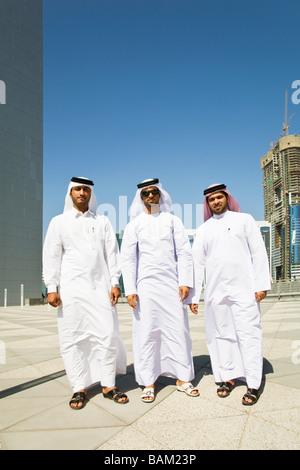 Porträt des Nahen Ostens Geschäftsleute - Stockfoto