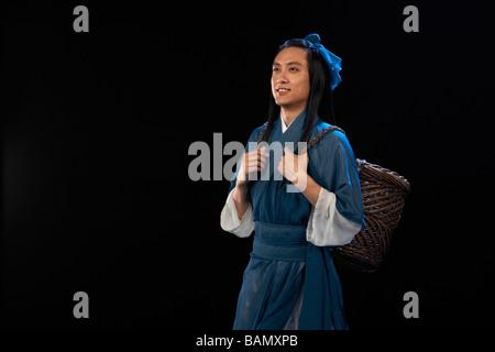 Chinesische Märchen Charakter - Stockfoto
