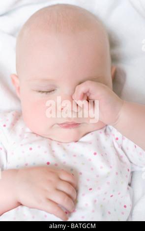 Wimper Im Auge Baby