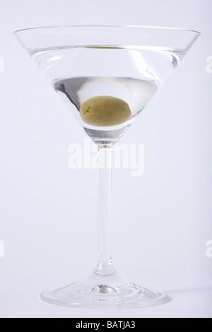 "Cocktail ""Wodka Martini"" 007 ""James Bond"" - Stockfoto"