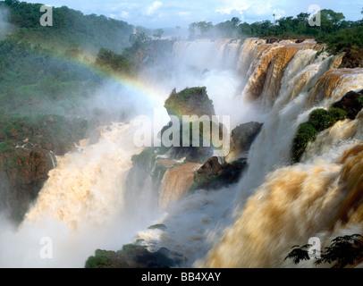 Brasilien, Iguacufälle - Stockfoto