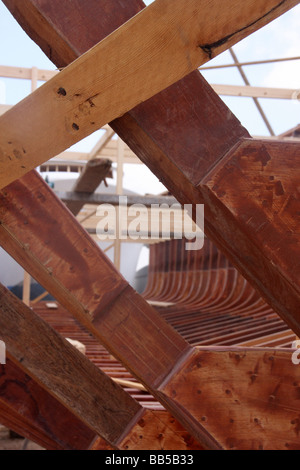 hand aus holz bootsbau in alexandria gypten stockfoto bild 24090006 alamy. Black Bedroom Furniture Sets. Home Design Ideas