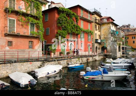 Varenna, Comer See, Italien - Stockfoto