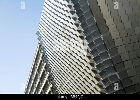 Moderne Architektur des Bürogebäudes in Adelaide, South Australia, Australien - Stockfoto