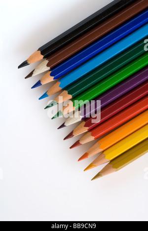 Buntstifte - Stockfoto