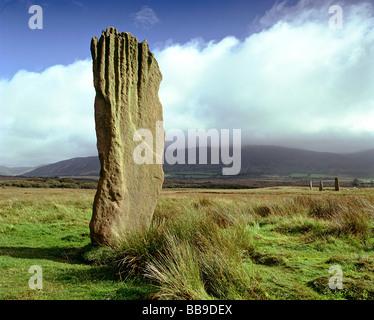 Machrie Moor Nr Blackwaterfoot Isle of Arran North Ayrshire Schottland HOMER SYSKES - Stockfoto