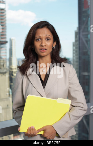 Porträt der Geschäftsfrau - Stockfoto