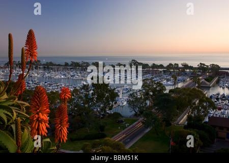 Dana Point Harbor Dana Point Orange County California - Stockfoto