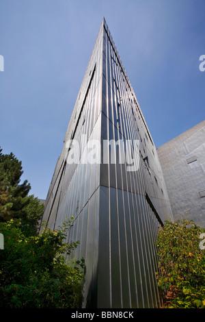 Jüdisches Museum in Berlin, Deutschland, Europa - Stockfoto