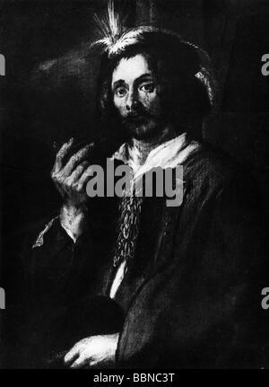 Heem, Jan Davidsz de, 1606 - 1648, deutscher Künstler (Maler), halbe Länge, Amsterdam Reich Museum, Additional-Rights - Stockfoto