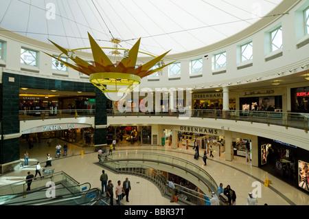 Deira City Center Shopping Centre Dubai - Stockfoto