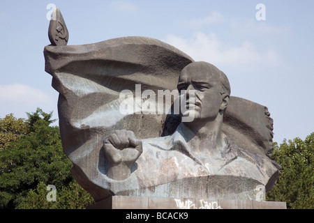 Ernst-Thälmann-Denkmal, Berlin, Deutschland - Stockfoto