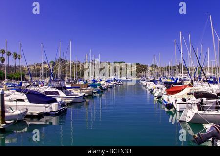 Yachten, Dana Point, Kalifornien, USA - Stockfoto