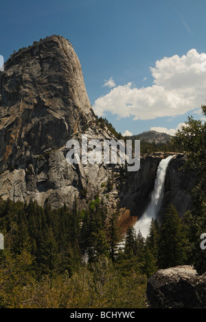 Nevada Falls Yosemite - Stockfoto
