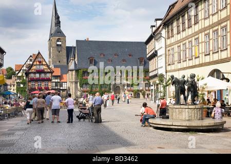 Markt Sachsen Anhalt
