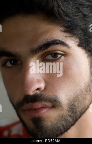 Junge arabische unglücklichen Libanon Nahost - Stockfoto