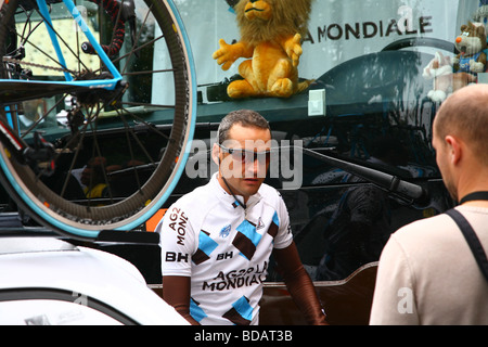Cyril DESSEL aus dem Team AG2R LA MONDIALE (ALM)