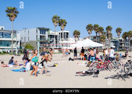 Venice Beach in Los Angeles, Kalifornien, USA - Stockfoto