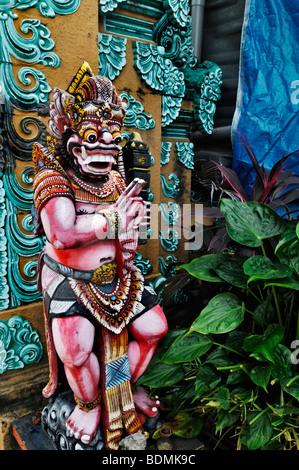Balinesischen Götter Figur, Sanur, Denpasar, Bali, Indonesien, Südostasien