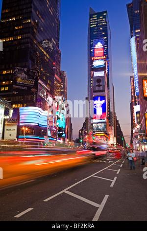 Times Square, New York City - Stockfoto