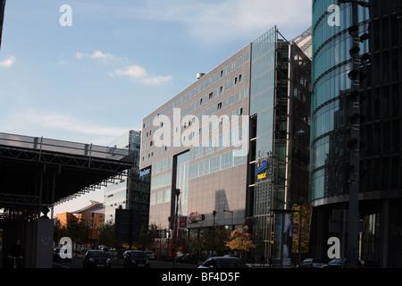 Das Sony Center Potsdamer Platz, Berlin Deutschland Deutschland - Stockfoto