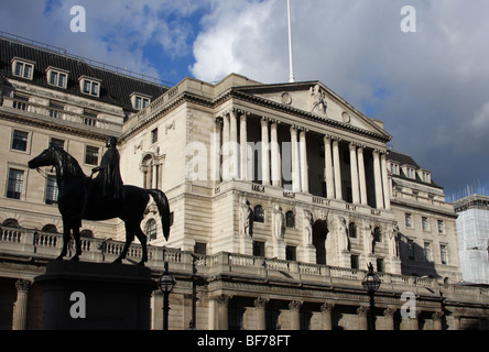 Die Bank of England, City of London, England, Vereinigtes Königreich - Stockfoto