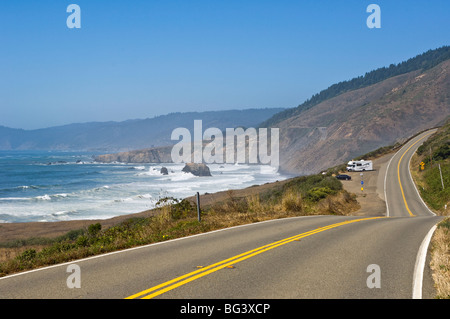 Die Nord-Kalifornien Küste, Kalifornien, Vereinigte Staaten von Amerika, Nordamerika - Stockfoto