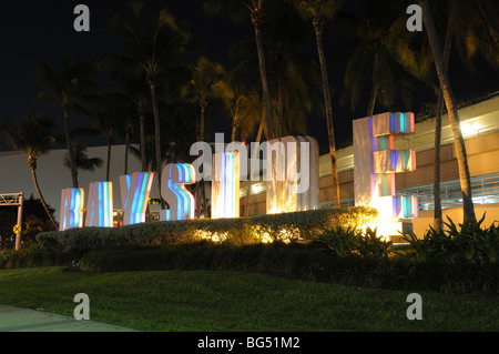 Bayside Marketplace in Downtown Miami, Florida - Stockfoto